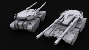 Work in Progress: Type 140-III 'Overlord' by Helge129