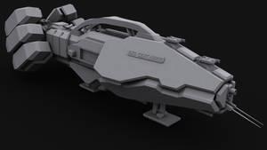 GXS Centaurus by Helge129