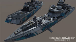 CS-503 Class Command Ship