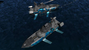 FS-11 'Archer' Hydrofoil