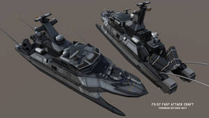 FS-57 Class Fast Attack Craft - Final Version