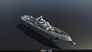 Warrior-class Heavy Frigate