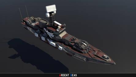 'Ranger'-class Fighting Frigate, CN
