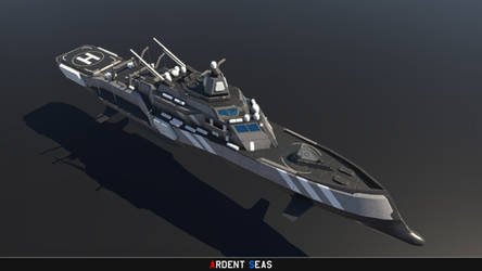 'Incursus'-class Commando Frigate