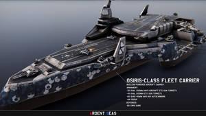 Osiris-Class Fleet Carrier