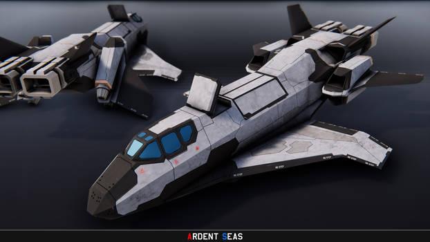 V/STOL Space Shuttle