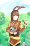 Egg Huntress