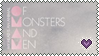Of Monsters and Men Stamp by Chasing--Echoes