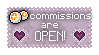 Point commission status - Open by Chasing--Echoes