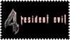 Resident Evil 4 fan stamp by Chasing--Echoes