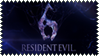 Resident Evil 6 fan stamp by Chasing--Echoes