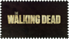 The Walking Dead fan stamp by Chasing--Echoes