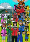 Power Rangers Samurai Master