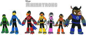 Disneys The Animatrons