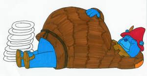 Tummi's BIG Belly
