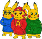 Alvin and the Pikachus