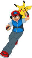 Ash in Teal n Orange
