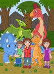Adventures of Dinosaur Train