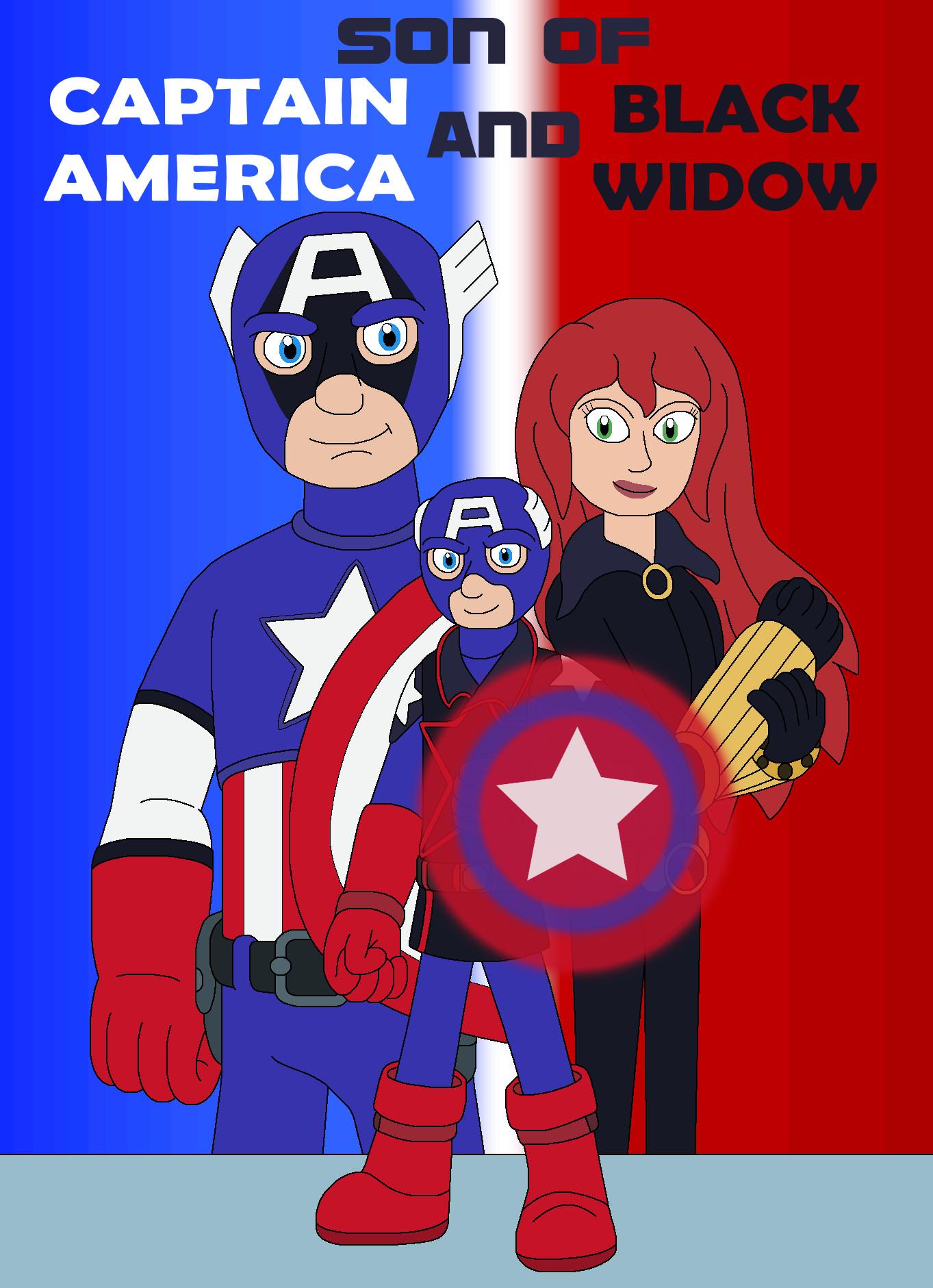 Son of Captain America...