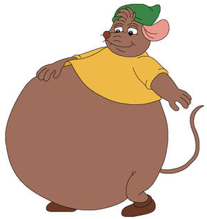 Gus the chubby Mouse