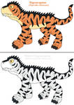 Tigroraptor for Tigerbreath13