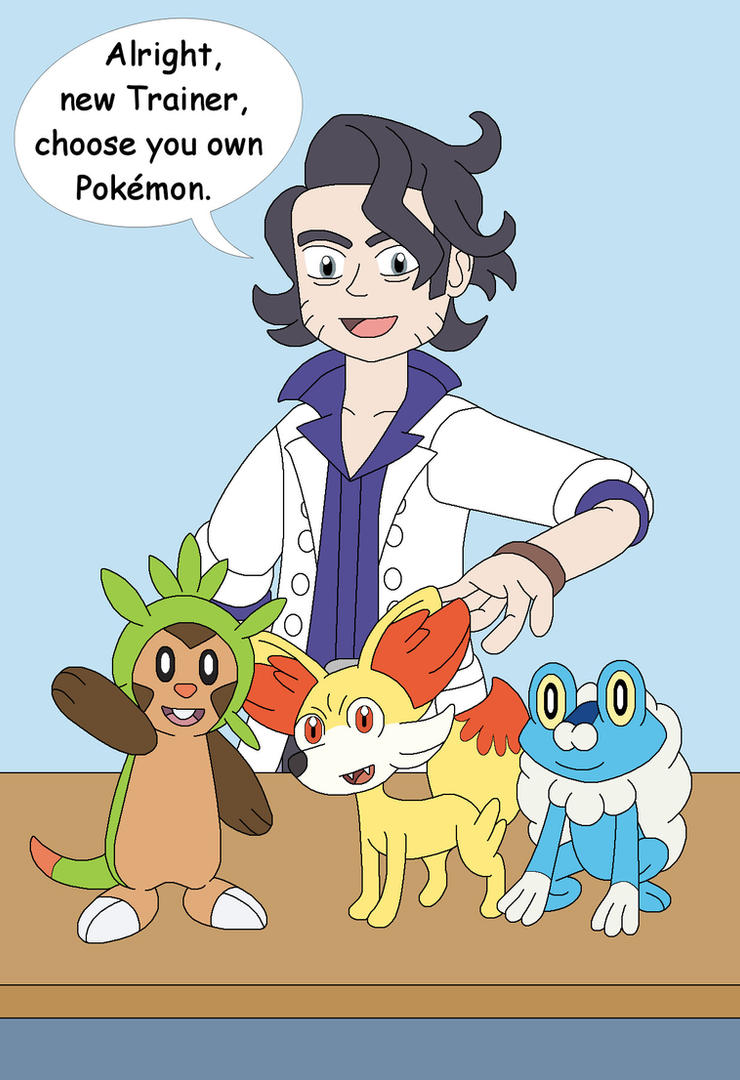 how to get a female starter pokemon x