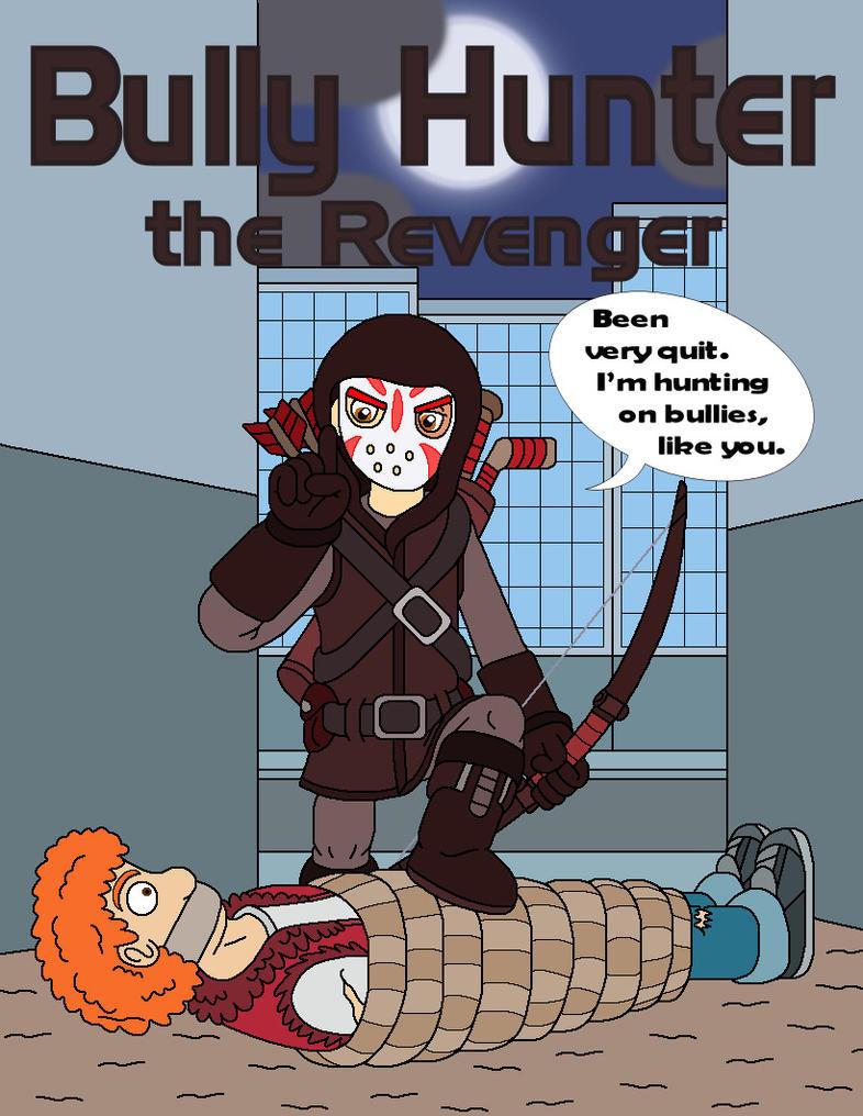 Good Morning America Bully Hunters : Bully hunter the revenger by mcsaurus on deviantart