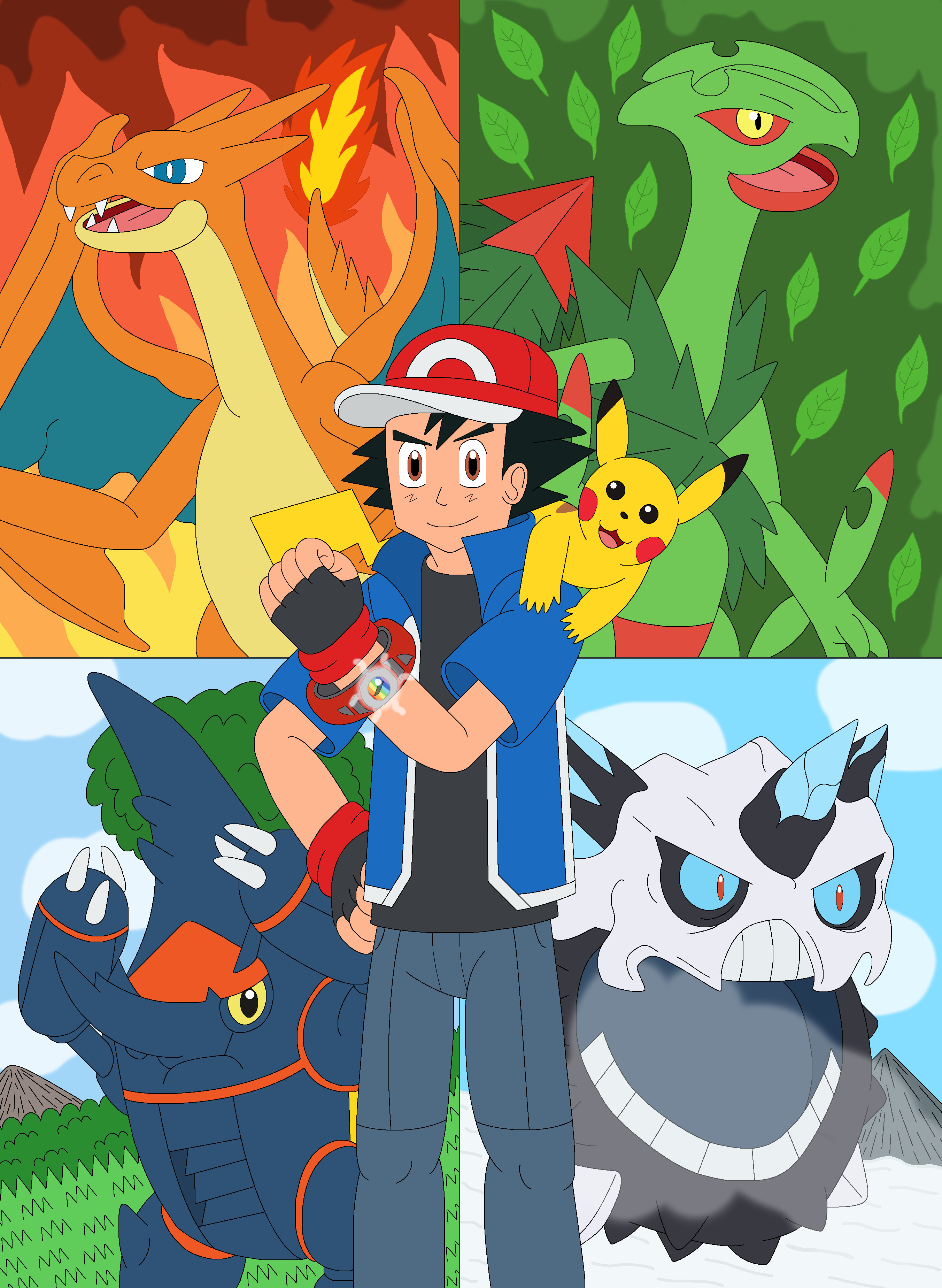 pokemon ash as a snivy images pokemon images
