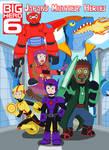 Big Hero 6 - Japan's Mightiest Heroes