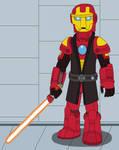 Jedi Version of Iron-Man