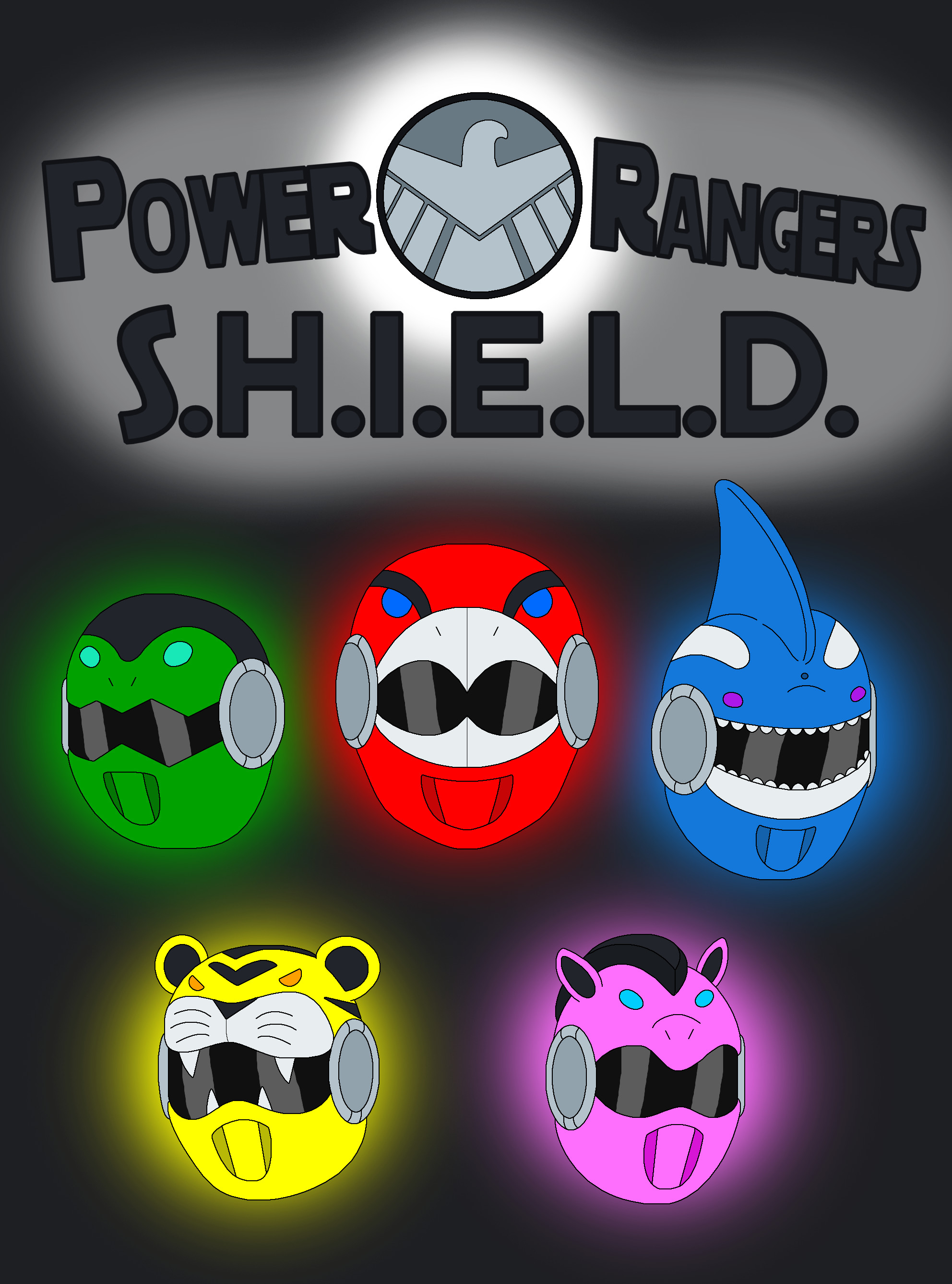 Power rangers by mcsaurus on deviantart buycottarizona