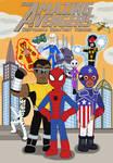 The Amazing Avengers - Reptilons Mightiest Hero