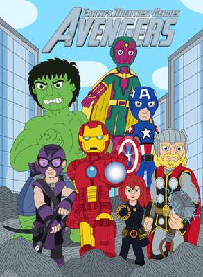 Seven Earths Mightiest Heroes
