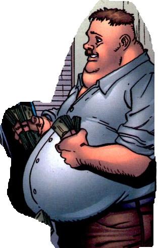 stanley bumpo the fat man by mcsaurus on deviantart