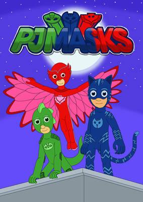 PJ Masks - Heroes at Night