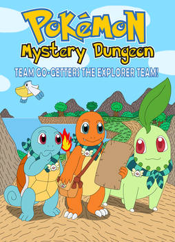 Team Go-Getters the Explorer Team