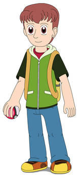 Mikey the Pokemon Trainer
