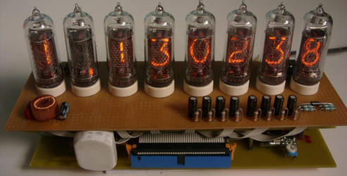 Divergence Meter almost finished