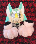 footpaw commission completed by iamsonofsam