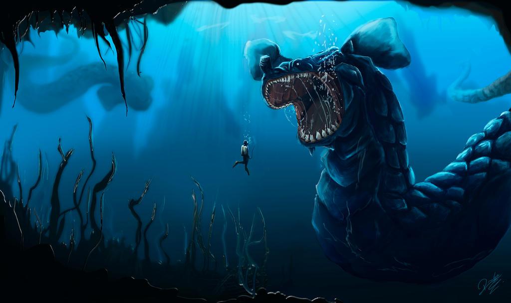 My leviathan by rodrigoken