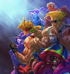 Street Fighter V DLCs