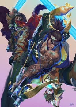 Overwatch trinity