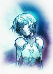 Neon Genesis Evangelion- Rei