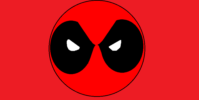 Deadpool mask by scifiguy9000 on DeviantArt