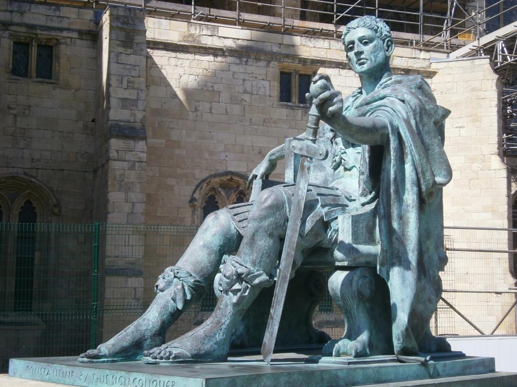 Emperor Constantine II by scifiguy9000