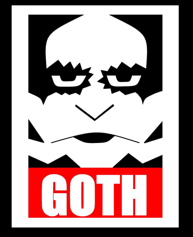 Mina-goth by scifiguy9000