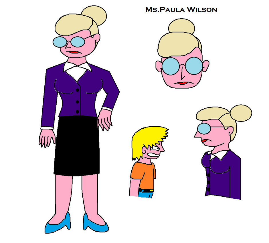 Ms.Paula Wilson by scifiguy9000