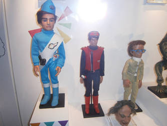 Gerry Anderson puppets by scifiguy9000
