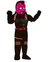 'I AM TASERFACE!': MCU collab entry by scifiguy9000