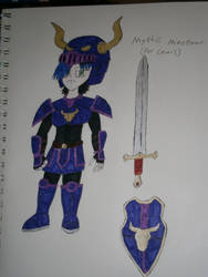 Mythical Warriors: Mythic Minotaur by scifiguy9000